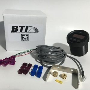 BTI CAN Gauge for ECUMaster EMU, 52mm